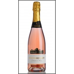 CREMANT ALSACE  GIERBERGER ROSE RIBEAUVILLE