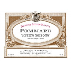 "POMMARD "" PETITS NOIZONS "" SEGUIN-MANUEL"