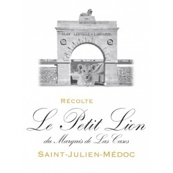 CHATEAU PETIT LION MARQUIS LAS CASES