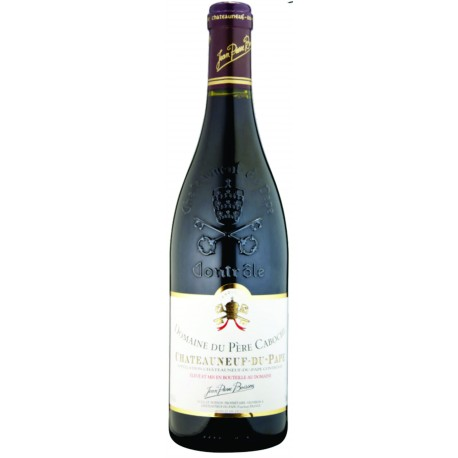 CHATEAUNEUF DU PAPE PERE CABOCHE