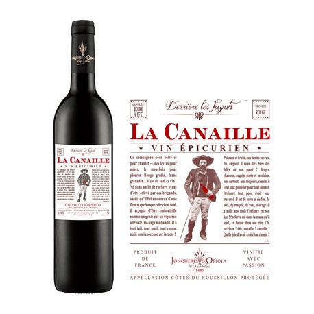 LA CANAILLE AOP ROUSSILLON