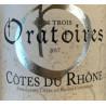 LES 3 ORATOIRES COTES DU RHONE
