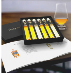 TASTING COLLECTION SCOTCH WHISKY 6 TUBES 25ML