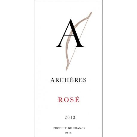 LES ARCHERES ROSE