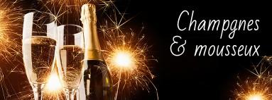 Champagnes et mousseux